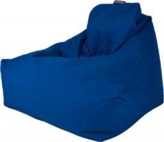 Blauwe Mr.Lounge BeanBag Olefin Uni Kobalt 2821