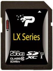 Patriot Speicherkarte LX Series SDXC Class 10 256GB Patriot bunt/multi