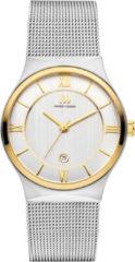 Danish Design watches edelstalen dameshorloge Kalsoy Two-Tone Small IV65Q1240