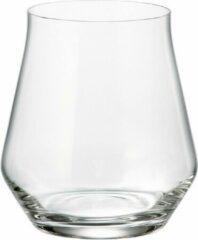 Crystalite Bohemia Alca Whisky glas 350 ml.per 6 st