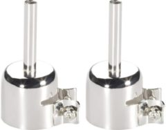 TOOLCRAFT A1124/A1130 Hetelucht mondstuk Heteluchtmondstuk Grootte soldeerpunt 2.5 mm, 4.4 mm Inhoud: 1 stuk(s)