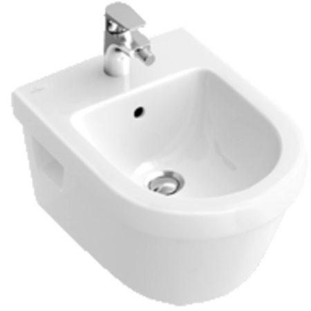Afbeelding van Villeroy & Boch Villeroy en Boch Omnia Architectura wandbidet wit 54840001