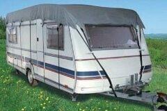 Grijze Eurotail Eurotrail Caravan - Dakhoes - 450-500cm 300cm