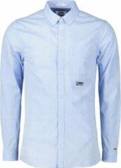 Tommy Hilfiger Tommy Jeans Overhemd - Slim Fit - Blauw - L