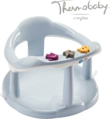 Thermobaby Aquababy Badring Zacht Blauw / Wit