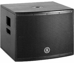 Groene ANT Greenhead 15S actieve 15 inch subwoofer 1200W