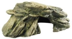 Europet Bernina Decor Steen Mosgroen Mosgroen - Aquarium - Ornament - 200 mm