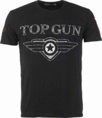 """Top Gun™ Top Gun ® T-shirt """"Defend"""" Zwart"""