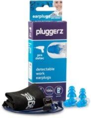 Blauwe Pluggerz earplugs Pro Detec