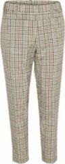 Beige KAFFE - kajesla cropped gent pants