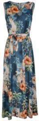 Kleid Alba Moda bunt-druck