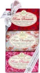 Nesti Dante - Rosa Zeepset 3 x 150 gram