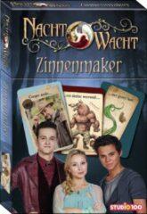 Studio 100 Kaartenspel Nachtwacht - Zinnenmaker (Nl)