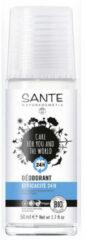 Sante Deodorant roll-on 24 uur 50 Milliliter