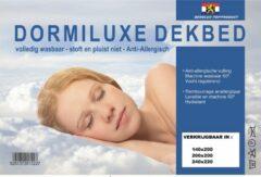 Witte Winter warm Dekbed 240x220 Dormiluxe Soft