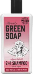 Marcel's Green Soap Marcel's groen Soap 2 In 1 Shampoo Argan & Oudh (500ml)