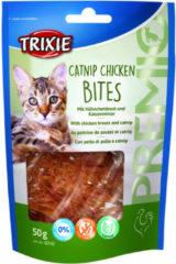 Trixie Catnip Bites - Kattensnack - Kip 50 g
