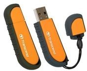 Transcend Information Transcend JetFlash V70 - USB-Flash-Laufwerk - 8 GB TS8GJFV70