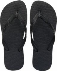 Zwarte Havaianas Top Unisex Slippers - Black/Black-Black - 43/44