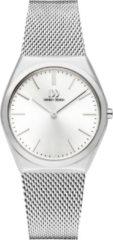Zilveren Danish Design watches edelstalen dameshorloge Tåsinge Silver Small Mesh IV62Q1236