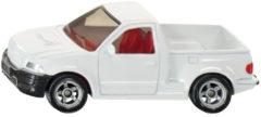 Witte Siku terreinwagen wit (0867)