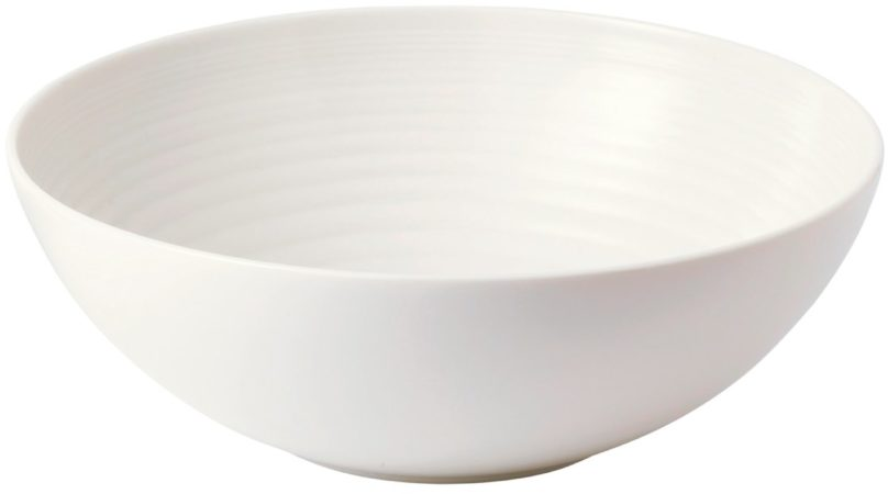 Afbeelding van Witte Royal Doulton - Gordon Ramsay Royal Doulton Gordon Ramsay Maze Saladeschaal Ø 25 cm
