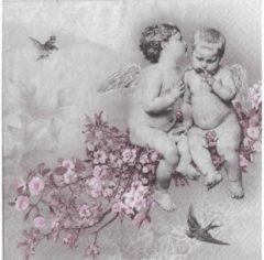 PAW Angelic Chic papieren servetten