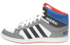 ADIDAS NEO HOOPS MID F99520 SNEAKERS ALTE BIANCO GRIGIO .