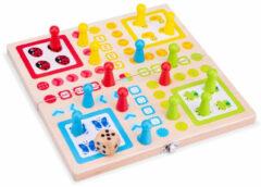 New Classic Toys Mens-erger-je-niet Junior 26 Cm Hout 21-delig
