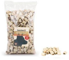 Beeztees Mini Mergkoekjes Rund Voordeel - Hondensnack - 1,4 Kg
