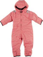 Rode Ducksday skipak voor kinderen unisex Funky red - 68