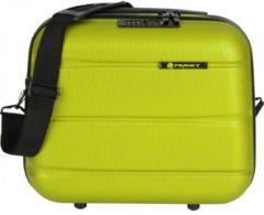 Franky Travel Beautycase ABS13 Franky limegrün