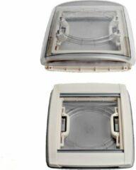 Witte Camperencaravanonderdelen MPK VisionVent M Pro dakluik