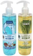 MINERAL Beauty System MBS Duschgel Duo Lemongrass & Ocean 2 x 300 ml