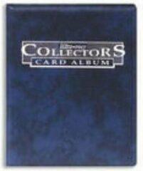 Blauwe Ultrapro 4-Pocket Portfolio Collectors Blue