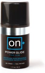 Sensuva ON Power Glide for Him - 50 ml - Stimulerend Middel