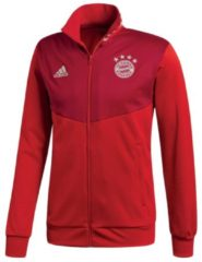 FC Bayern München Sweatjacke 3S Track Top mit Stehkragen CW7335 adidas performance fcb true red/strong red