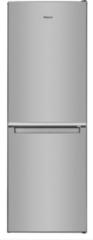 Roestvrijstalen Whirlpool W5 721E OX 2 koel/vries combinatie