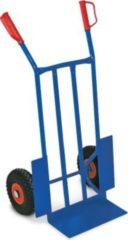 BRB-Lagertechnik BRB Stahlrohrkarre 250 Kg mit Stahlblechffelge - TÜV/GS geprüft