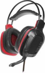 Speedlink Draze Gaming Headset - Zwart/Rood - PS4