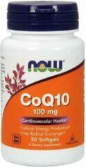 Now Foods CoQ10 100mg 50softgels