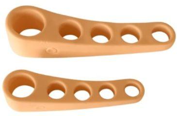 Bruine Tenenspreiders MedoVital beige