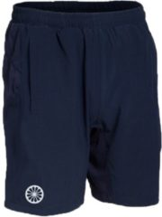 Donkerblauwe The Indian Maharadja Indian Maharadja Kids Tech Short - Shorts - blauw donker - 164