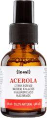 IOSSI   Acerola Citrus Essence 50ml   Gezichtsverzorgings Toner   Natuurlijke Hydrolaatspray   Gezichtstoner
