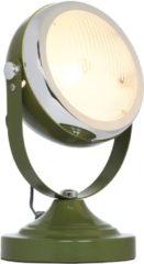 Groene Kwantum Tafellamp Motor Olijf