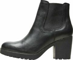 Zwarte Selected Femme Chelsea Boots - Black - Maat 41