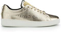 Cruyff Classics Dames Sneakers Sylva - Goud - Maat 41