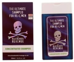 The Bluebeards Revenge Bluebeards Revenge The Ultimate Concentrated Shampoo