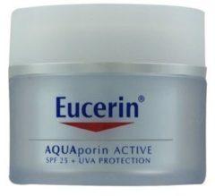 Eucerin AQUAporin Active Hydraterende Dagcrème - SPF 25 - 50 ml