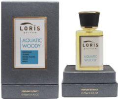 Loris Parfum AQUATIC WOODY